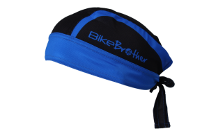 Bikebrother bandana blå