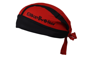 Bikebrother bandana rød