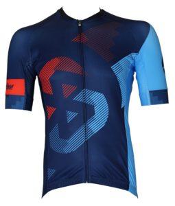 BikeBrother blue jersey