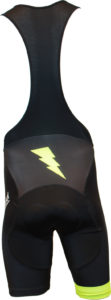 BikeBrother Energy bib shorts bagside