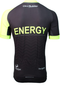 BikeBrother Energy jersey bagside