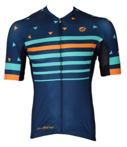 Bikebrother orange jersey