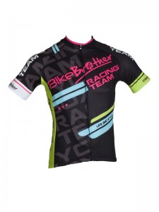 BikeBrother Racing team sort/grøn