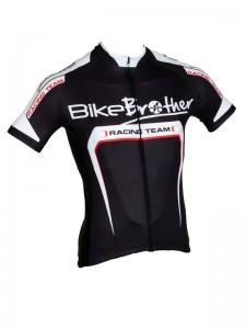 BikeBrother Racing team sort/rød