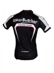 BikeBrother Racing team sort/rød bagside