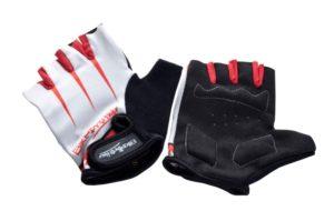 BikeBrother handsker Hvid/Rød